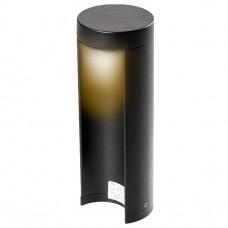 Наземный низкий светильник Arlight Lgd-path-round90 Lgd-path-round90-H250B-7W Warm White