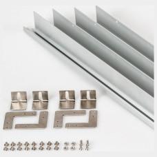 Рамка встраиваемая для светильника Arlight BX6060 BX6060 White (для панелей Im-600x600)