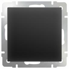 Заглушка для поста Werkel Черный матовый WL08-70-11
