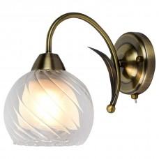 Бра Arte Lamp A1607AP-1AB