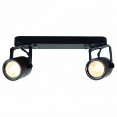 Бра Arte Lamp Lente A1310PL-2BK