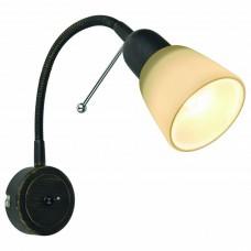 Бра Arte Lamp Lettura A7009AP-1BR