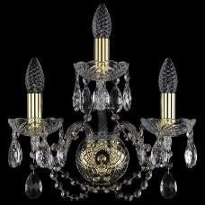 Бра Bohemia Ivele Crystal 1402 1402B/2+1/141/G