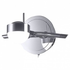 Бра IDLamp 348 348/1A-Chrome
