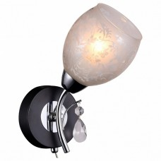 Бра IDLamp 843 843/1A-Blackchrome