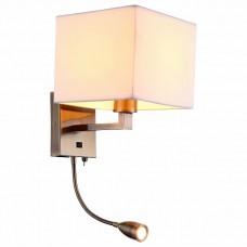 Бра с подсветкой Arte Lamp Hall A9249AP-2AB