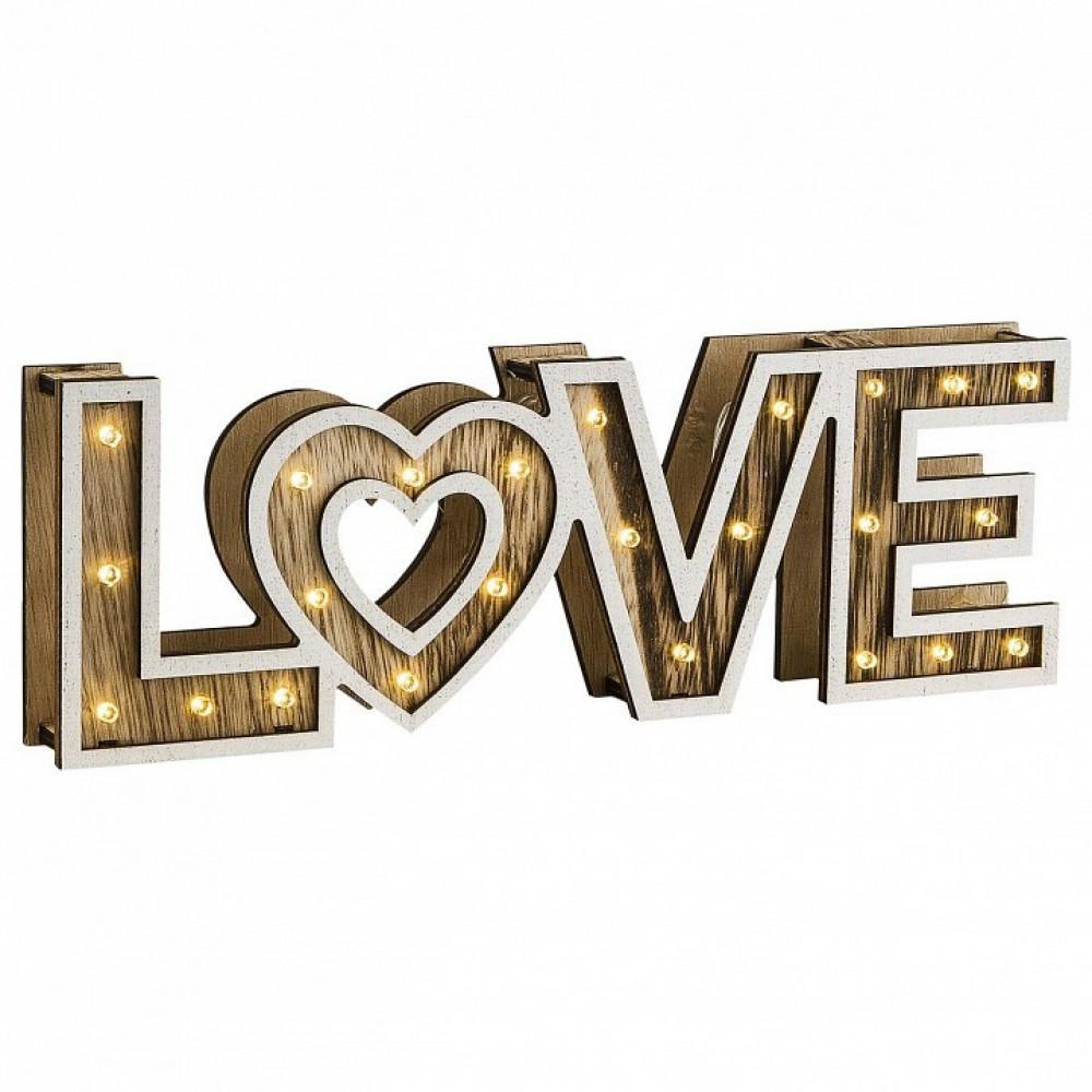 Фигура настольная Globo Love 29976