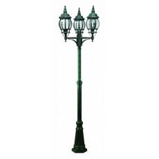 Фонарный столб Arte Lamp Atlanta A1047PA-3BG