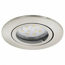Комплект из 3 встраиваемых светильников Eglo ПРОМО Tedo 31689