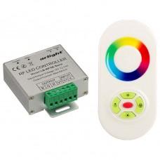 Контроллер-регулятор цвета RGB с пультом ДУ Arlight LN-RF5B LN-RF5B-Sens White (12-24V,180-360W)