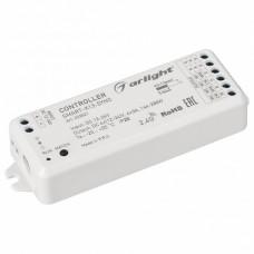 Контроллер-регулятор цвета RGBW Arlight SMART-K SMART-K13-SYNC (12-24V, 4x3A, 2.4G)
