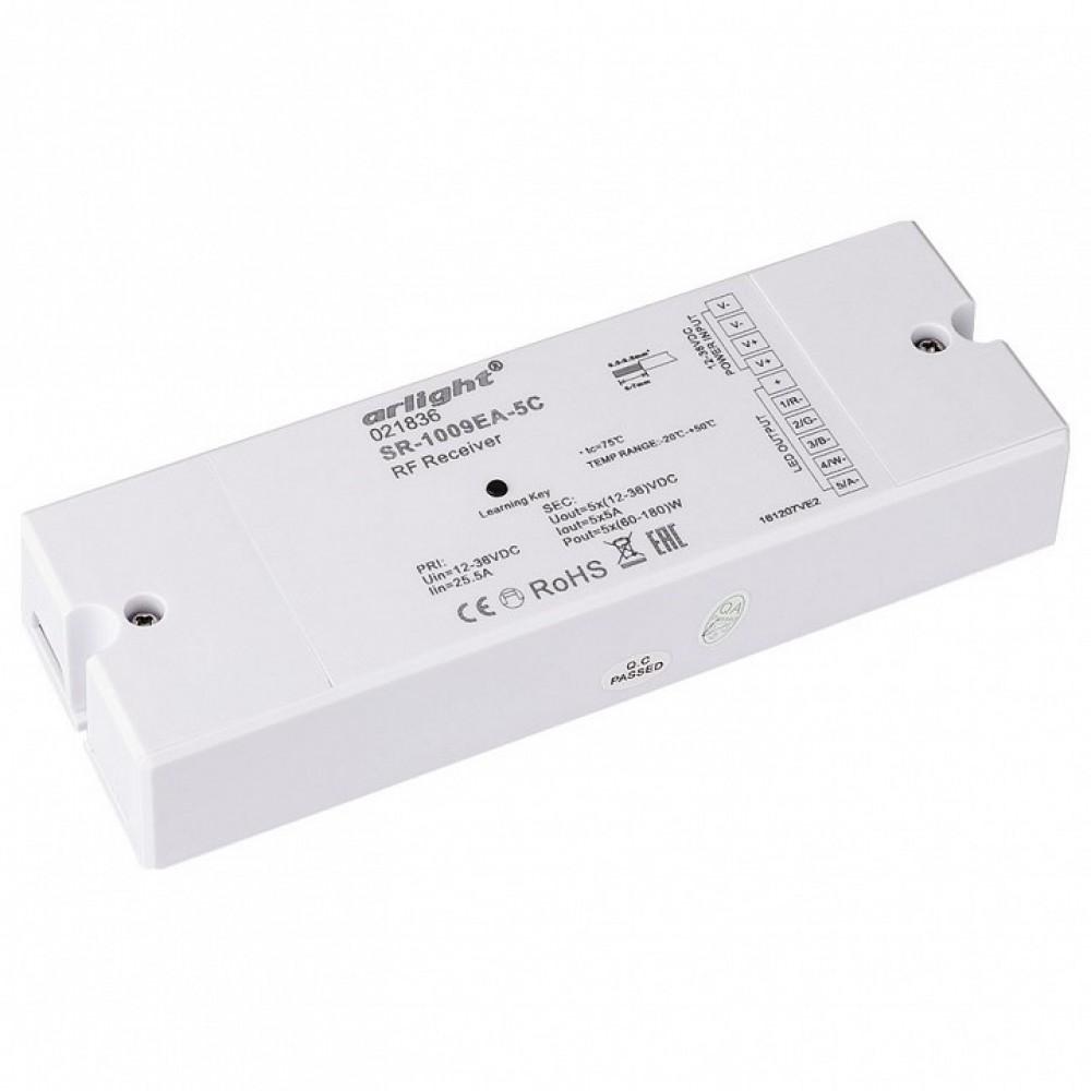 Контроллер-регулятор цвета RGBW Arlight SR-1009 SR-1009EA-5CH (12-36V, 300-900W)