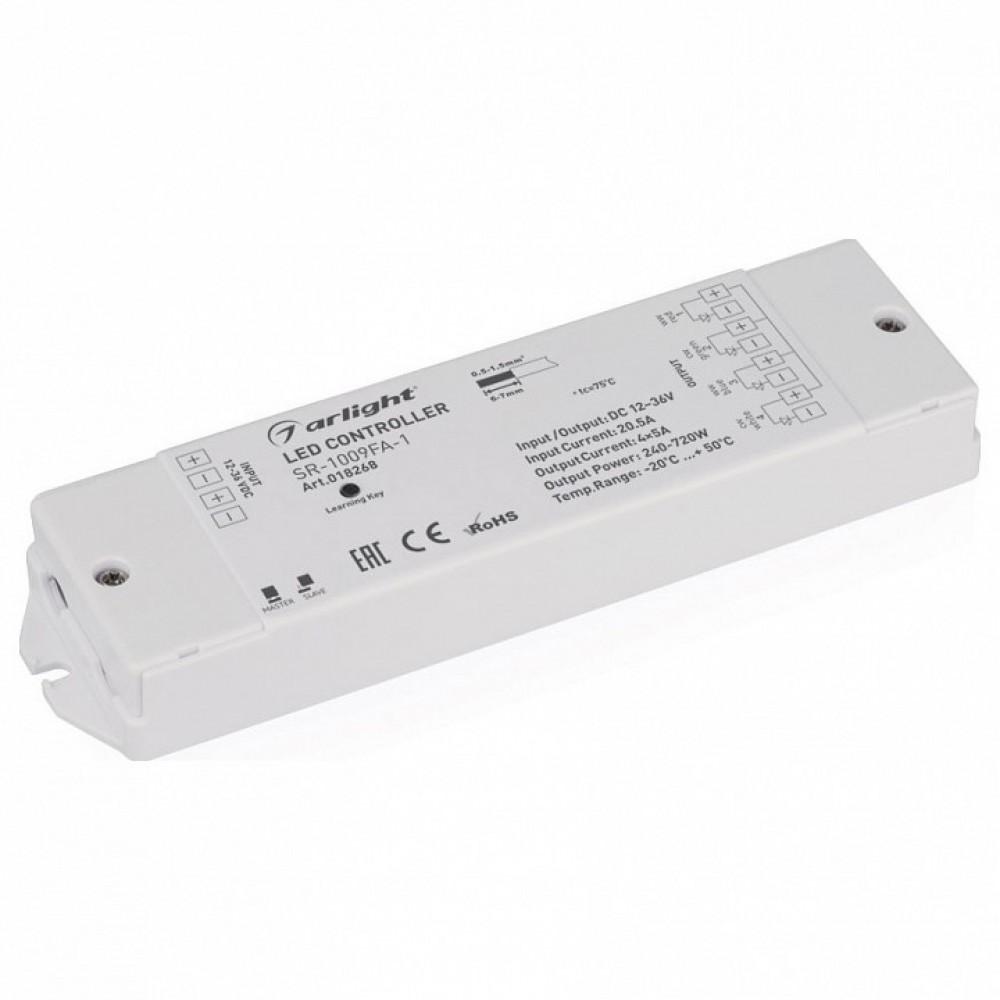 Контроллер-регулятор цвета RGBW Arlight SR-1009 SR-1009FA-1 (12-36V, 240-720W)