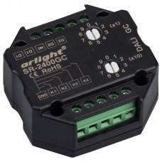 Конвертер электросигнала в радиосигнал Arlight DALI SR-2400LC (4 адреса)