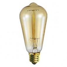 Лампа накаливания Donolux 111021 E27 40Вт K DL202240