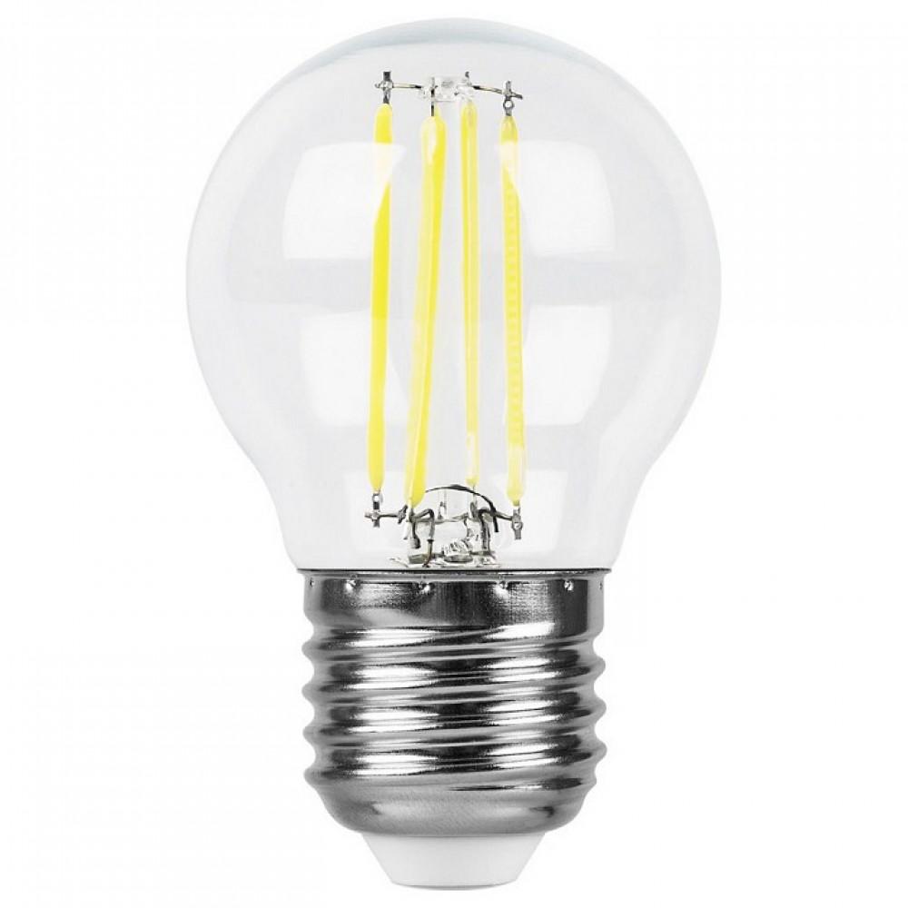 Лампа светодиодная Feron LB-509 E27 9Вт 2700K 38003