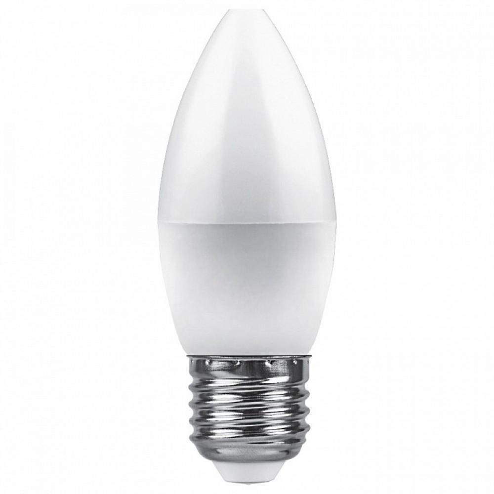 Лампа светодиодная Feron LB-570 E27 9Вт 4000K 25937