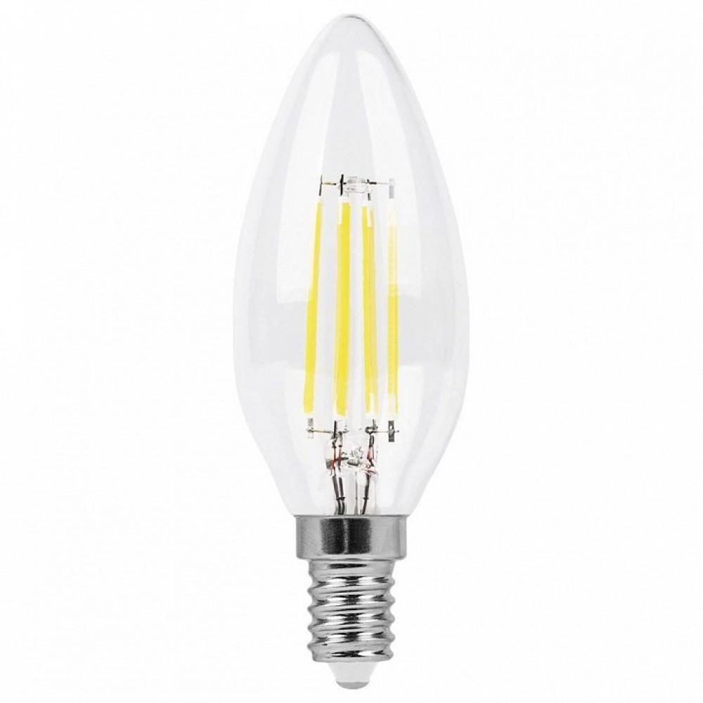 Лампа светодиодная Feron LB-73 E14 9Вт 2700K 25956