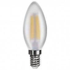 Лампа светодиодная Voltega Candle E14 6Вт 4000K VG10-C2E14cold6W-F