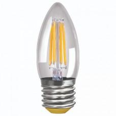 Лампа светодиодная Voltega Candle E27 6Вт 2800K VG10-C1E27warm6W-F