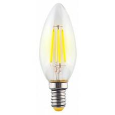 Лампа светодиодная Voltega Crystal E14 6Вт 2800K 7019