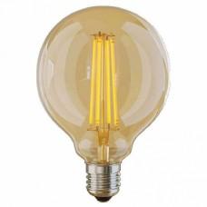 Лампа светодиодная Voltega Globe E27 6Вт 2800K VG10-G95GE27warm6W