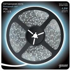 Лента светодиодная Gauss Gauss 311000305