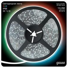 Лента светодиодная Gauss Gauss 311000414