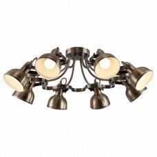 Люстра на штанге Arte Lamp Martin A5216PL-8AB