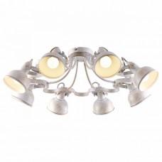 Люстра на штанге Arte Lamp Martin A5216PL-8WG