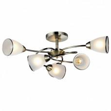 Люстра на штанге Arte Lamp Innocente A6059PL-6AB