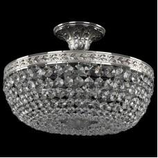 Люстра на штанге Bohemia Ivele Crystal 1911 19111/35IV Ni