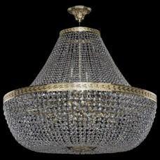 Люстра на штанге Bohemia Ivele Crystal 1911 19111/H1/90IV G