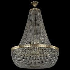 Люстра на штанге Bohemia Ivele Crystal 1911 19111/H2/80IV G