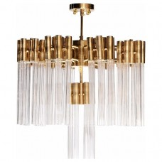 Люстра на штанге DeLight Collection Crystal BRCH9076-9