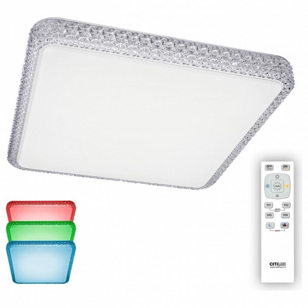 Накладной светильник Citilux Альпина CL718K50RGB
