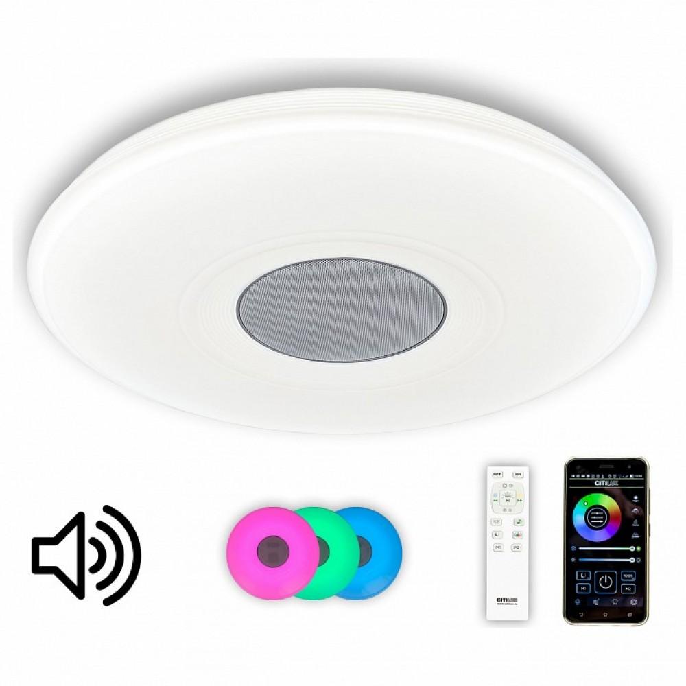 Накладной светильник Citilux Light & Music CL703M61