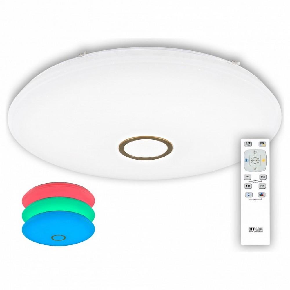 Накладной светильник Citilux Старлайт CL703143RGB