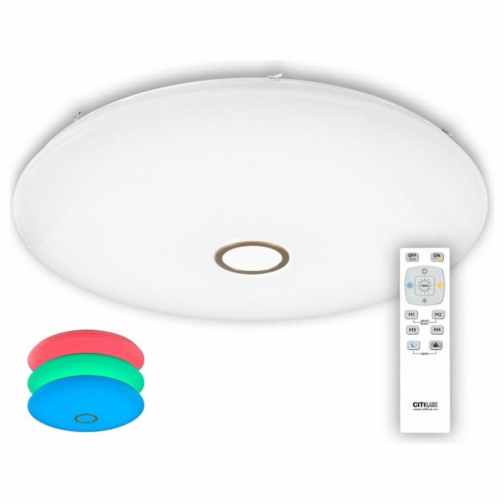 Накладной светильник Citilux Старлайт CL703203RGB