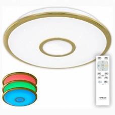 Накладной светильник Citilux Старлайт CL70362RGB