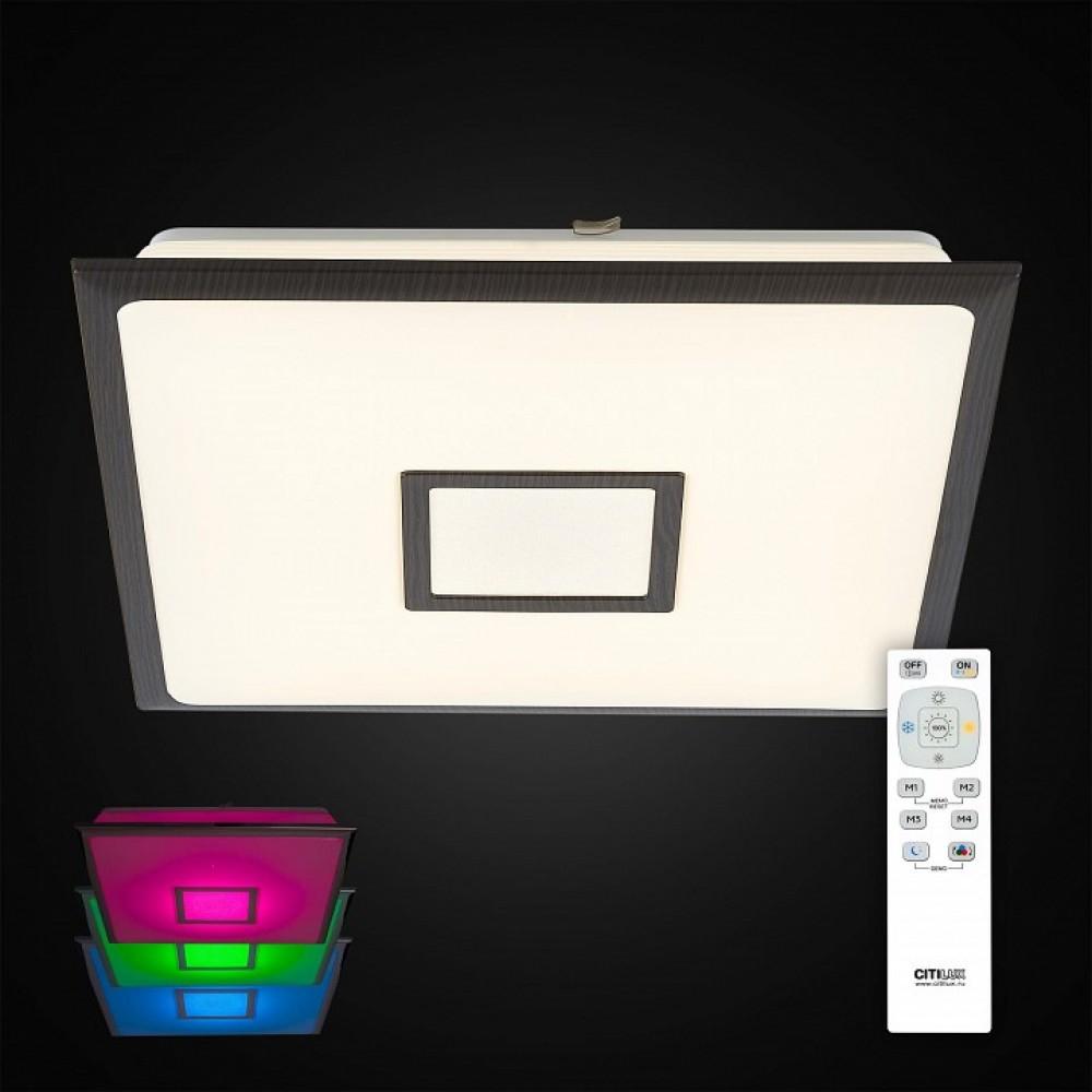 Накладной светильник Citilux Старлайт CL703K55RGB