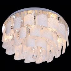 Накладной светильник Eurosvet 80117 80117/9 хром/белый