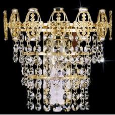 Накладной светильник Preciosa Brilliant 25 0480 001 15 00 00 01