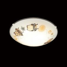 Накладной светильник Sonex Ovi 2067/BL
