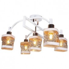Накладной светильник Imex 51503 MD.51503-5-S WH+FGD