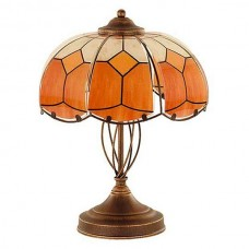 Настольная лампа декоративная Alfa Witraz 10658
