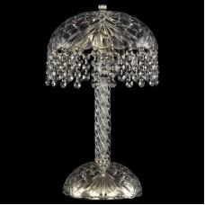 Настольная лампа декоративная Bohemia Ivele Crystal 1478 14781L4/22 G R
