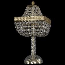 Настольная лампа декоративная Bohemia Ivele Crystal 1911 19112L4/H/20IV G