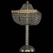Настольная лампа декоративная Bohemia Ivele Crystal 1911 19112L4/H/25IV G