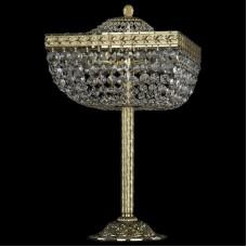 Настольная лампа декоративная Bohemia Ivele Crystal 1911 19112L6/25IV G